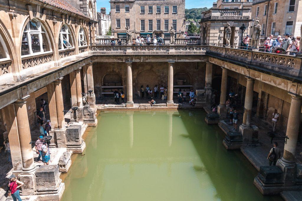 London Bath rimske terme