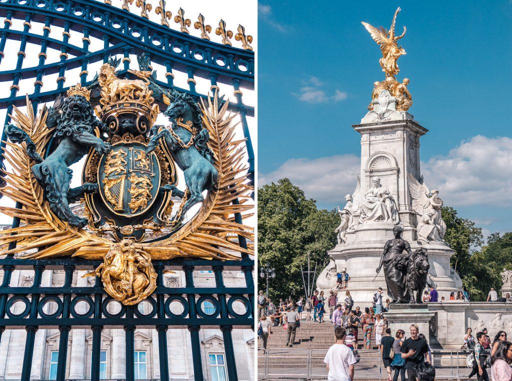 London Buckinghamska palača