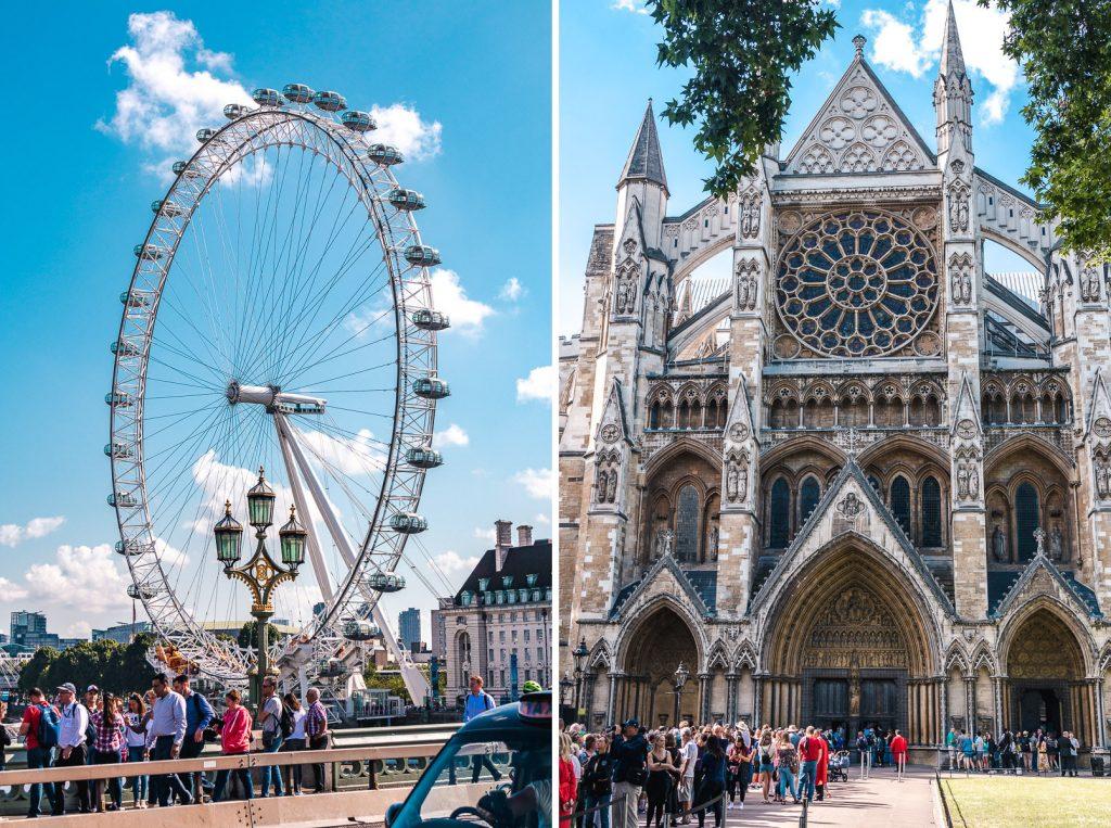 London potovanje West End