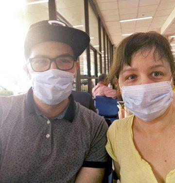 Tajska koronavirus zaščita