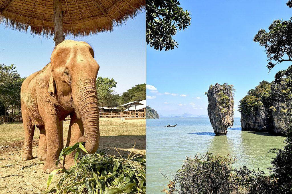 izleti na tajskem sloni james bond
