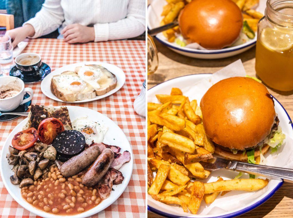 London hrana