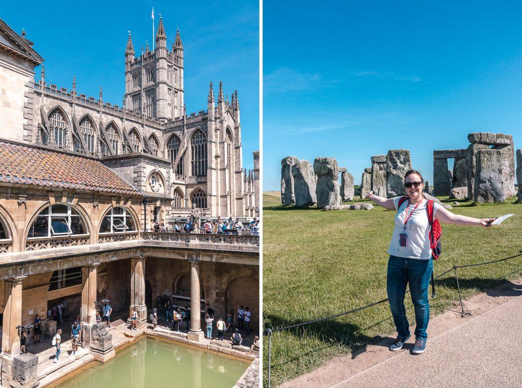 London Izleti - Bath, Stonehenge, Windsor