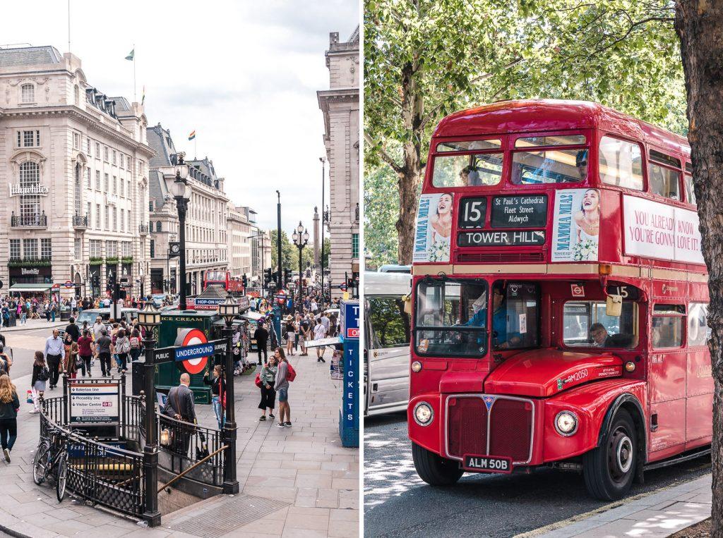 London prevoz